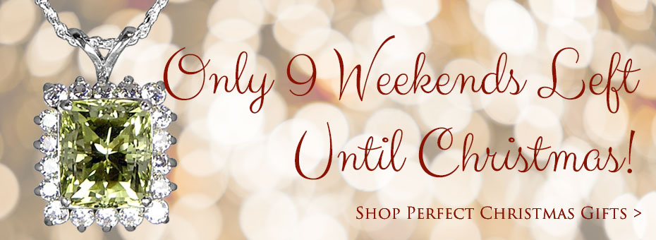 Only 9 weekends left until Christmas! Click to shop perfect Christmas gifts!