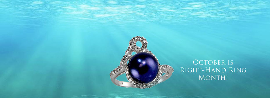 October is Right-Hand Ring Month!