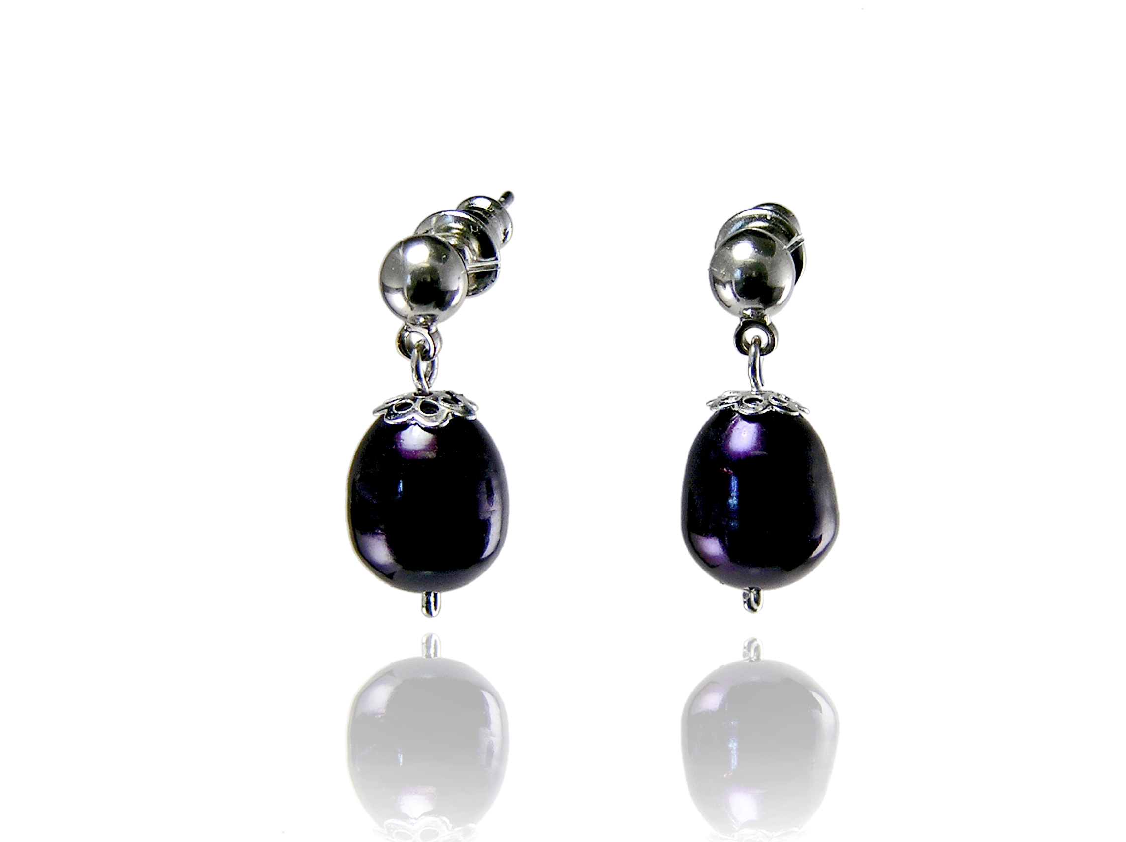 pearl stone pearls and strand eclipse products earrings tiny