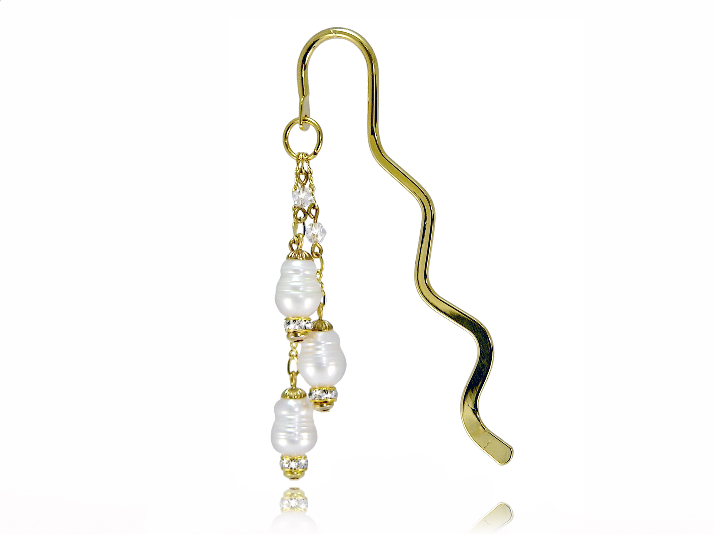 Freshwater Pearl Bookmark