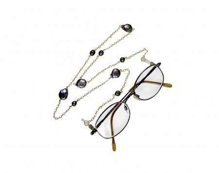 Freshwater Pearl Eyeglass Chain