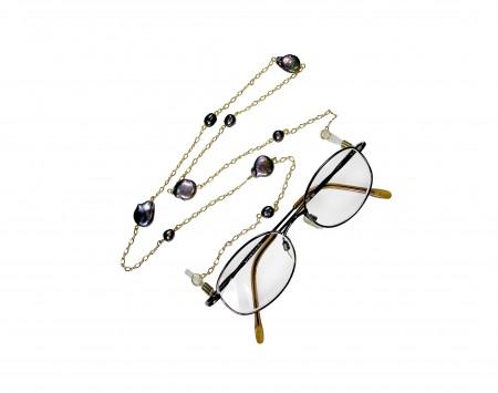 Freshwater Pearl Eyeglass Chain