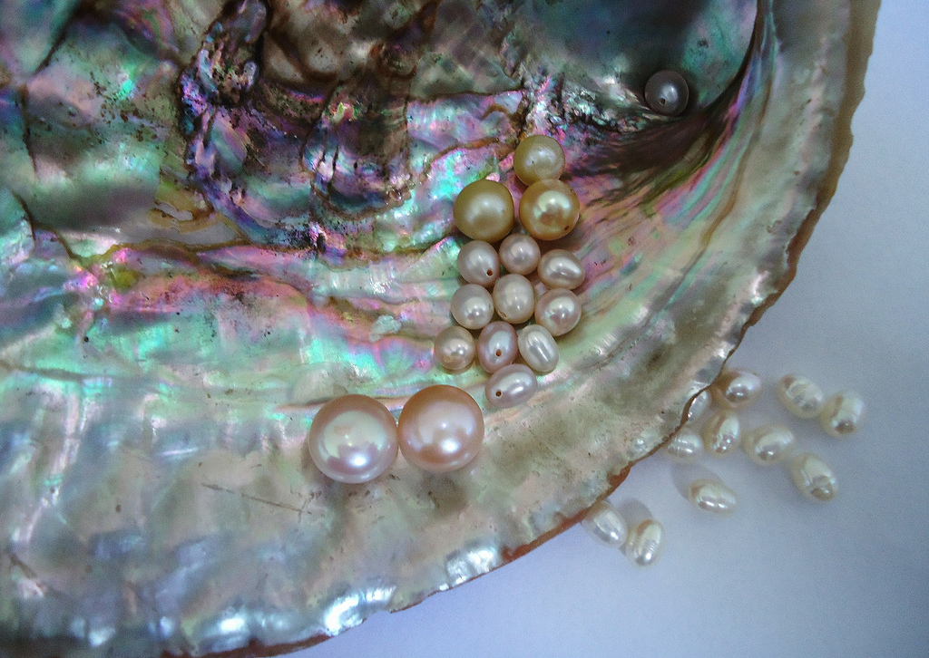 Beautiful Pearls