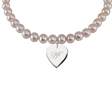 Freshwater Pearl Pet Collar