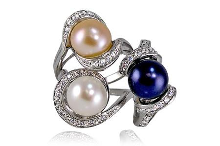 Freshwater Pearl Rings