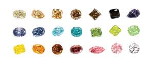 Colored Diamonds