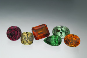 Garnet Color Varieties