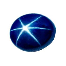A star sapphire
