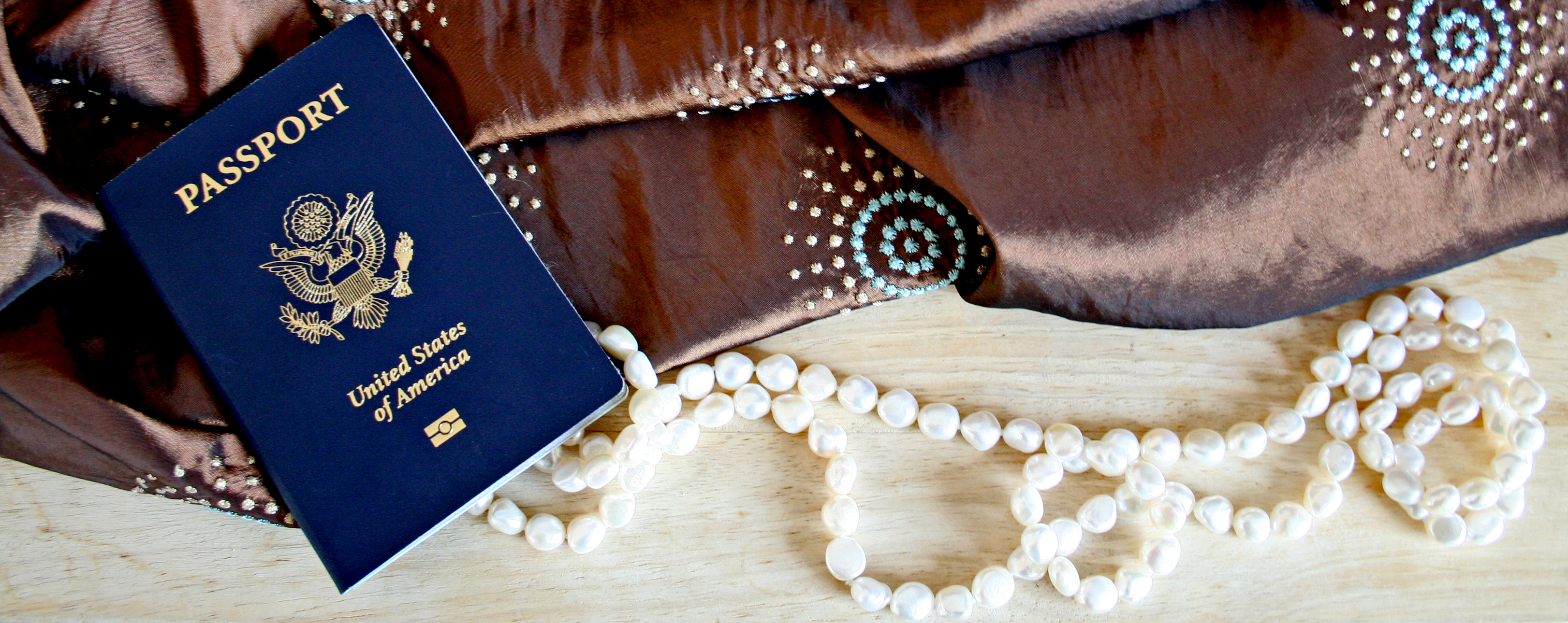 Passport and Pearls