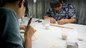 Sorting Pearls in China