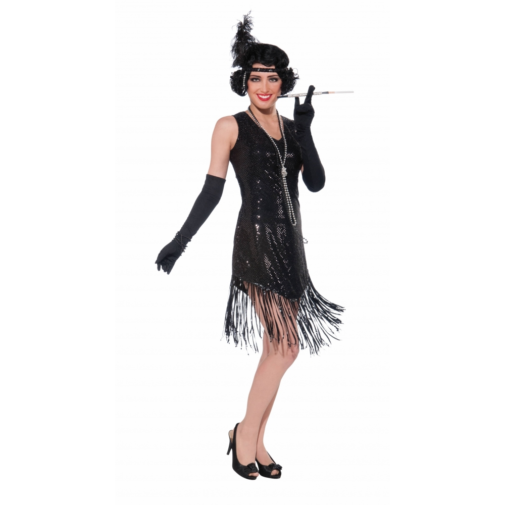 Flapper Halloween Costume