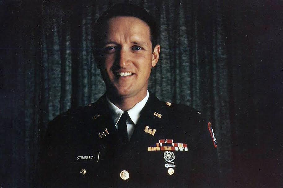 Lieutenant Colonel James Stradley