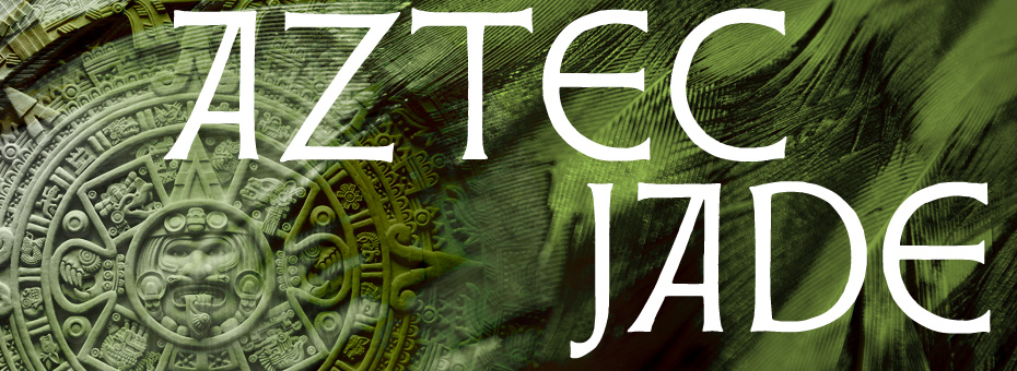 Aztec Jade Jewelry Collection Header